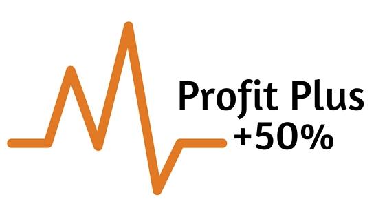 Profit Plus +50%