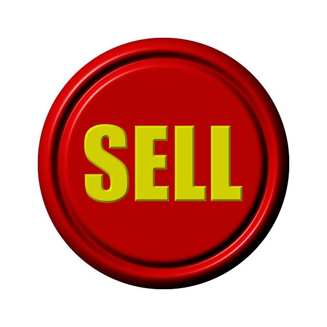Uw eerste aandeel verkopen
