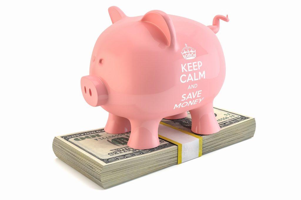 Automatisch sparen kan je leren.