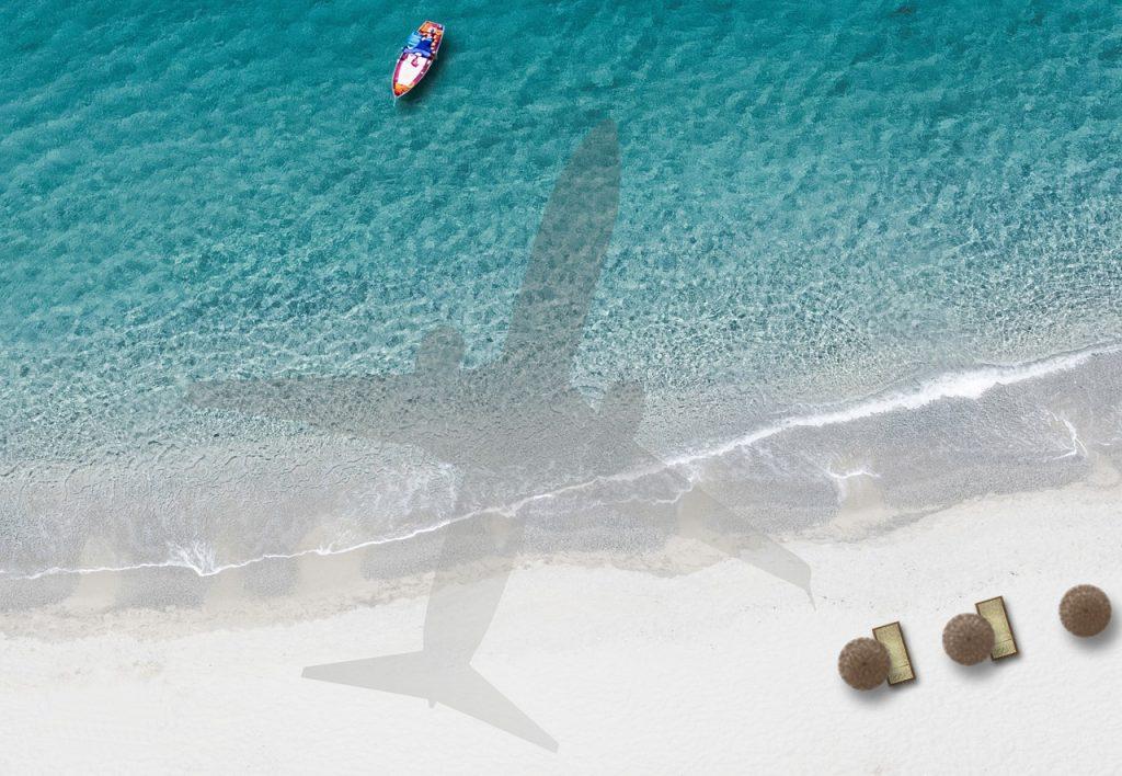 Beleggen op vakantie